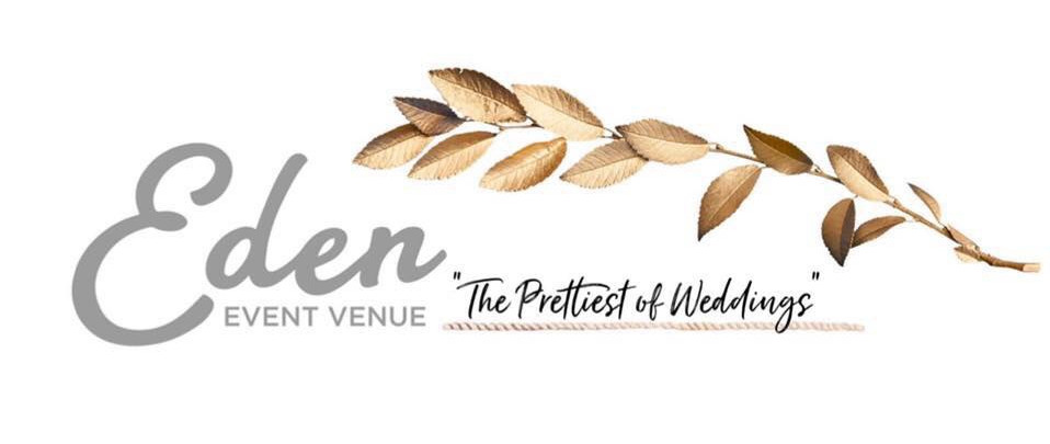 New Eden Event Venue Logo White