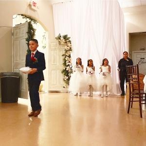 wedding halls in el paso