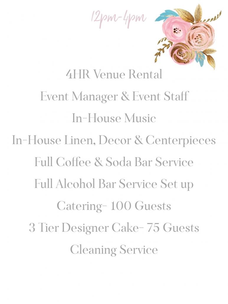 wedding venues el paso tx